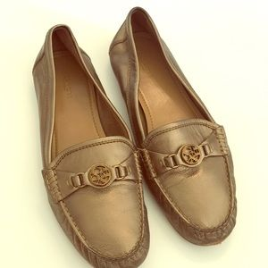 "Coach ""Fonda"" Loafers"